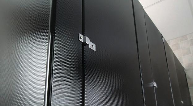 Cannon Sales offers Metpar's Dur-A-Tex partitions