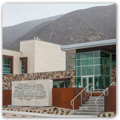 Davis County Administration & Library