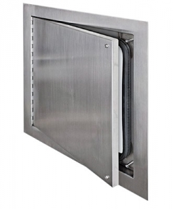 Access doors are made from many materials and each material change affects the appearance. Stainless steal gypsum board aluminum plastic and even plaster ...  sc 1 st  Cannon Sales Inc. & Local Utah Sales of Access Doors Panels and Hatches pezcame.com