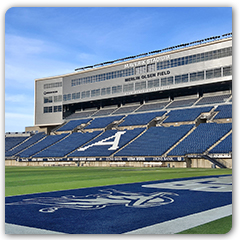 Utah State University Maverik Stadium